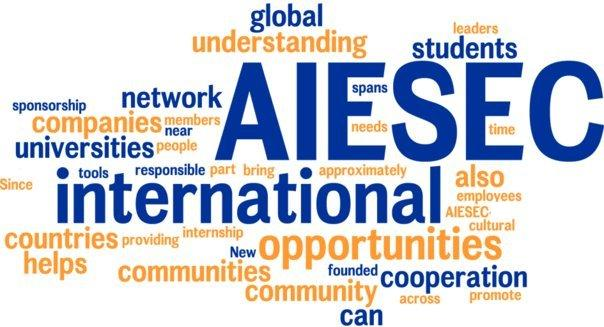 aiesec-word-poster