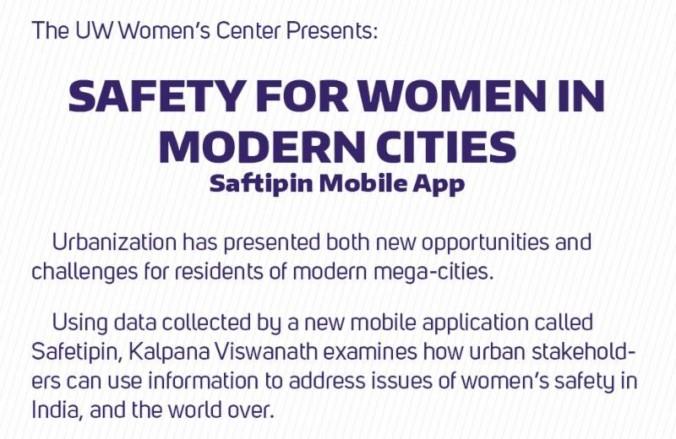 safetyforwomen