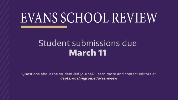 Evans School Review