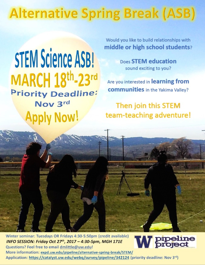STEM ASB Flyer-2018w