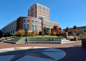 UNC Charlotte Atkins Library